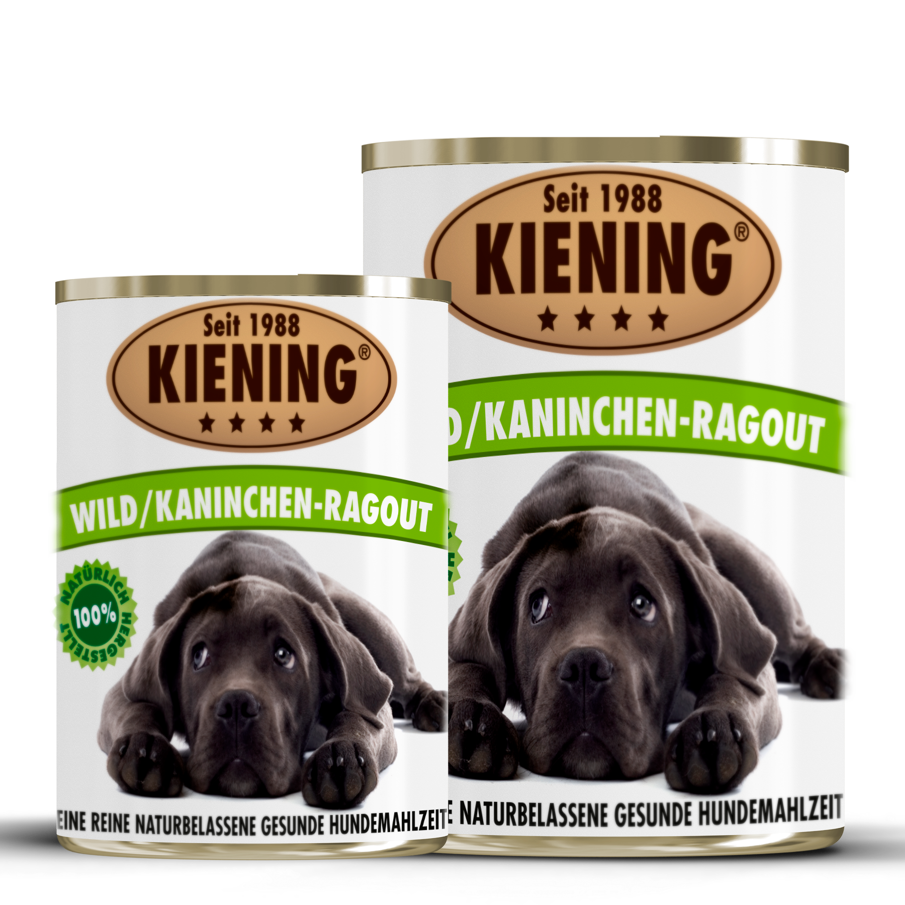 Kiening Wild-Kaninchen-Ragout