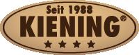 KIENING® Hundefutter Logo